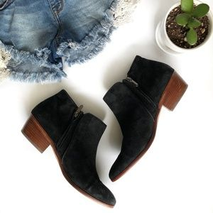 Sam Edelman | Petty Chelsea Ankle Boot Black Sz 12
